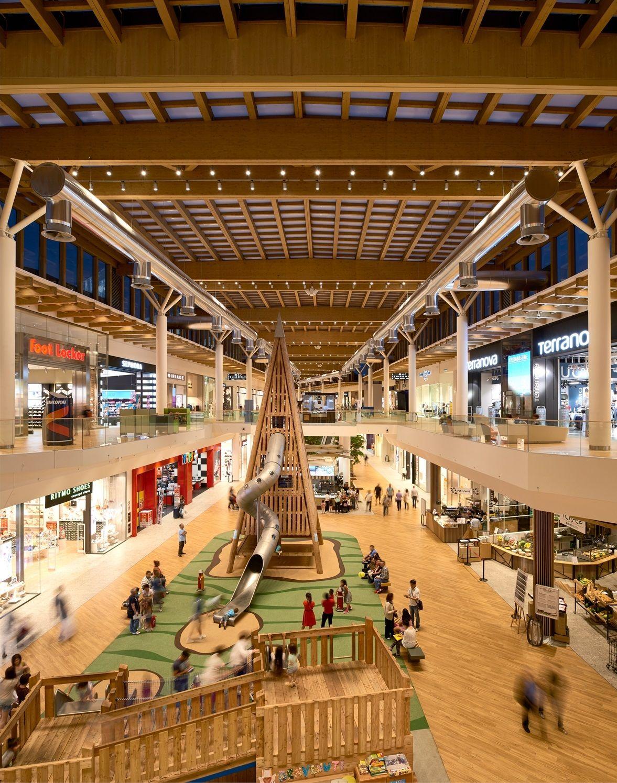 Il Centro Arese - Milan, Italy – Client: Finiper - Architectural ...