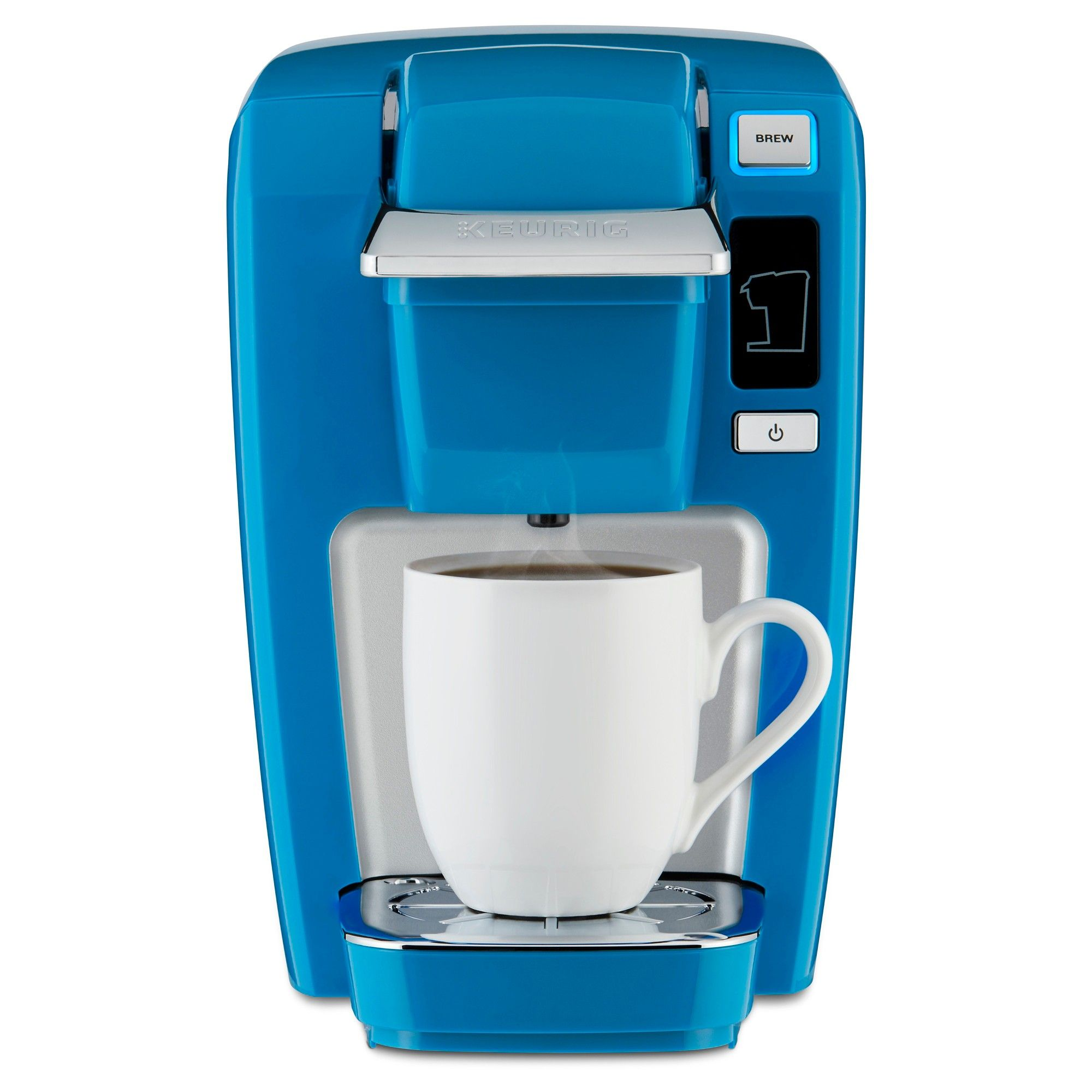 Keurig K15 Coffee Maker True Blue Keurig coffee makers