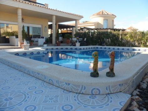 4 Bedroom Detached for Sale La Tercia, Murcia