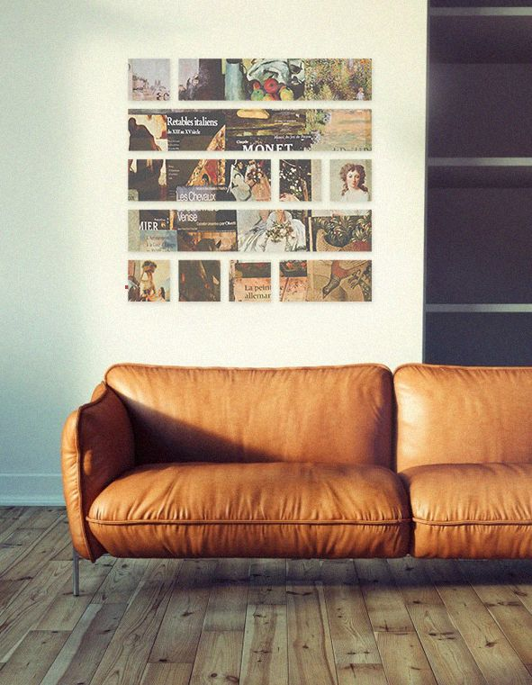 Attirant Ogu Faded Memories, An Unique Peace Of Design Wall Decor! #interiordesign  #wanddecoratie