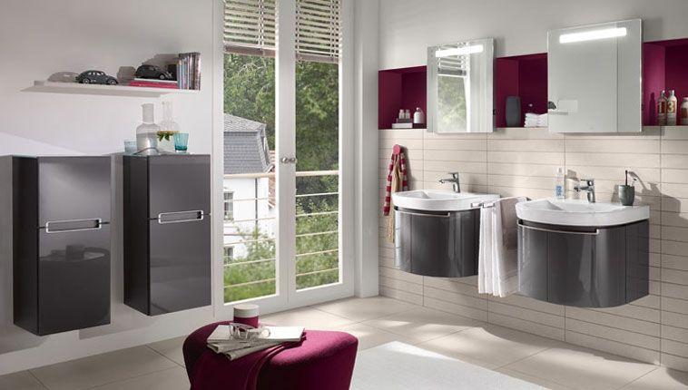 Consigli per l\u0027arredo del bagno da Villeroy  Boch \u2013 ispirazione e