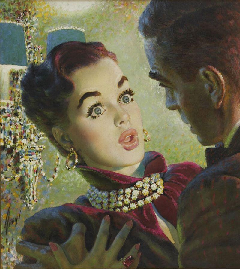 пожалел, эмоции людей в картинах художников протяжении многих лет