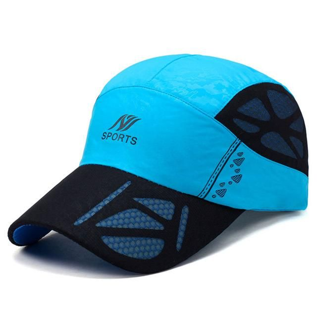 cbbba4fca9e NEW  AETRENDS  Summer Baseball Cap Breathable Quick-Drying Mesh Hats 7  colors