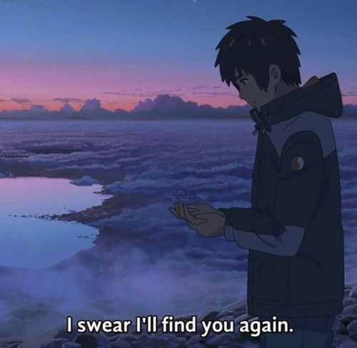 Pin by Danali on Anime in 2020 Your name anime, Anime
