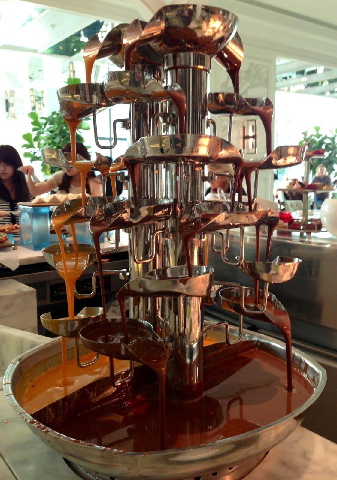 chocolate+fountain+photo.JPG (1122×1600) | Chocolate Heaven ...