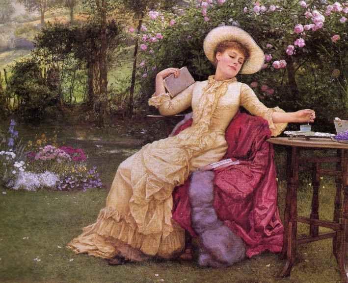 Edward Killingworth Johnson (1825 – 1896) – Pintor Inglês_5