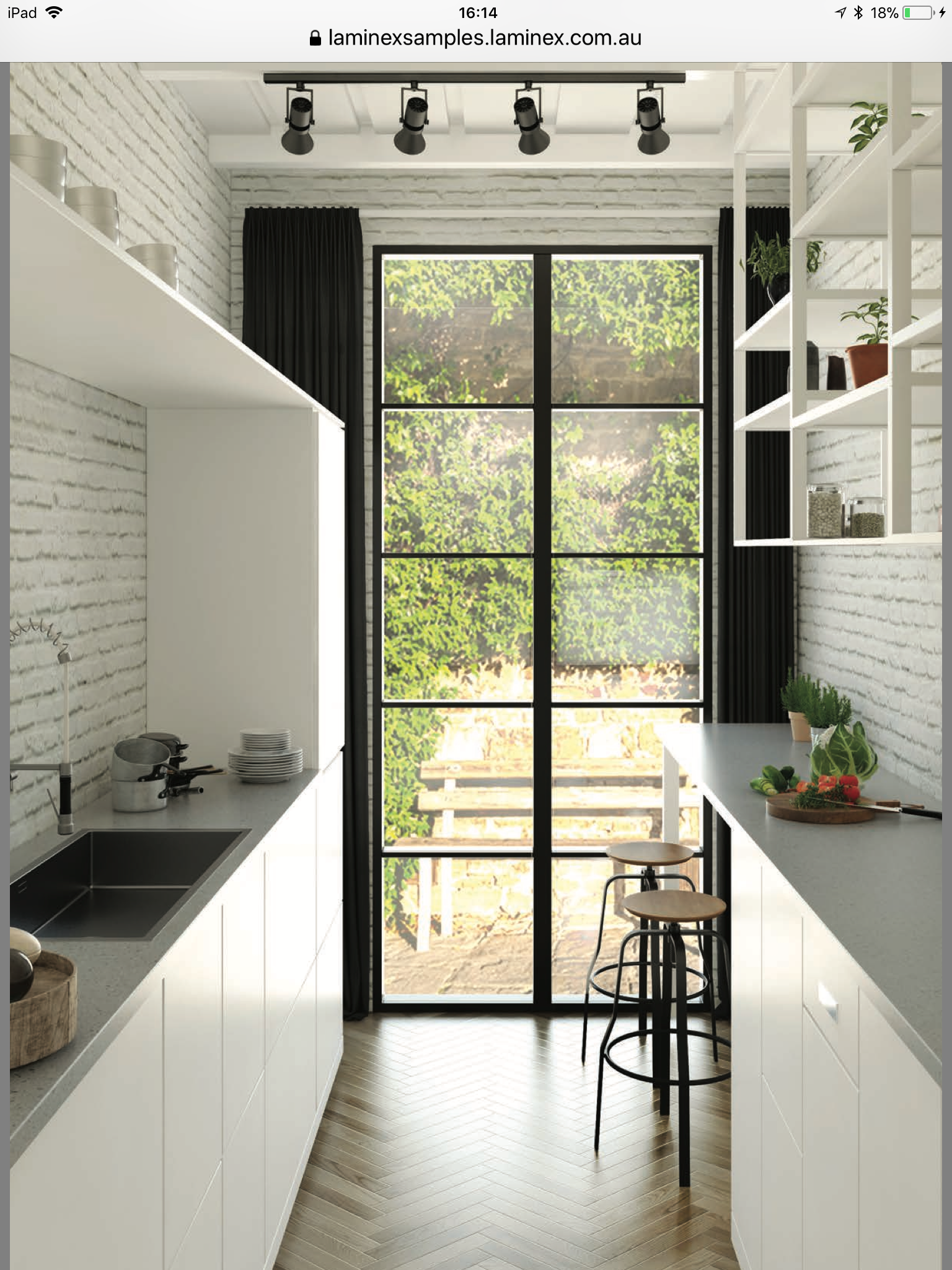 Laminex Colour Palette Ghost Gum | Kitchen trends, Home ...