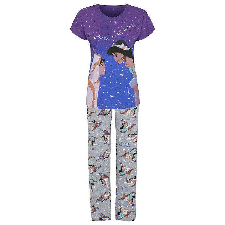 Missimo Ladies Disney Princess Nightshirt Nightie Xs Sleepwear & Robes