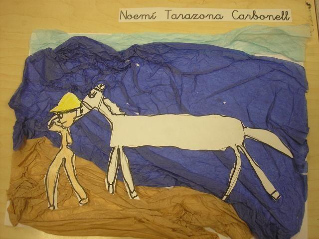 Banyant el cavall-Sorolla-2