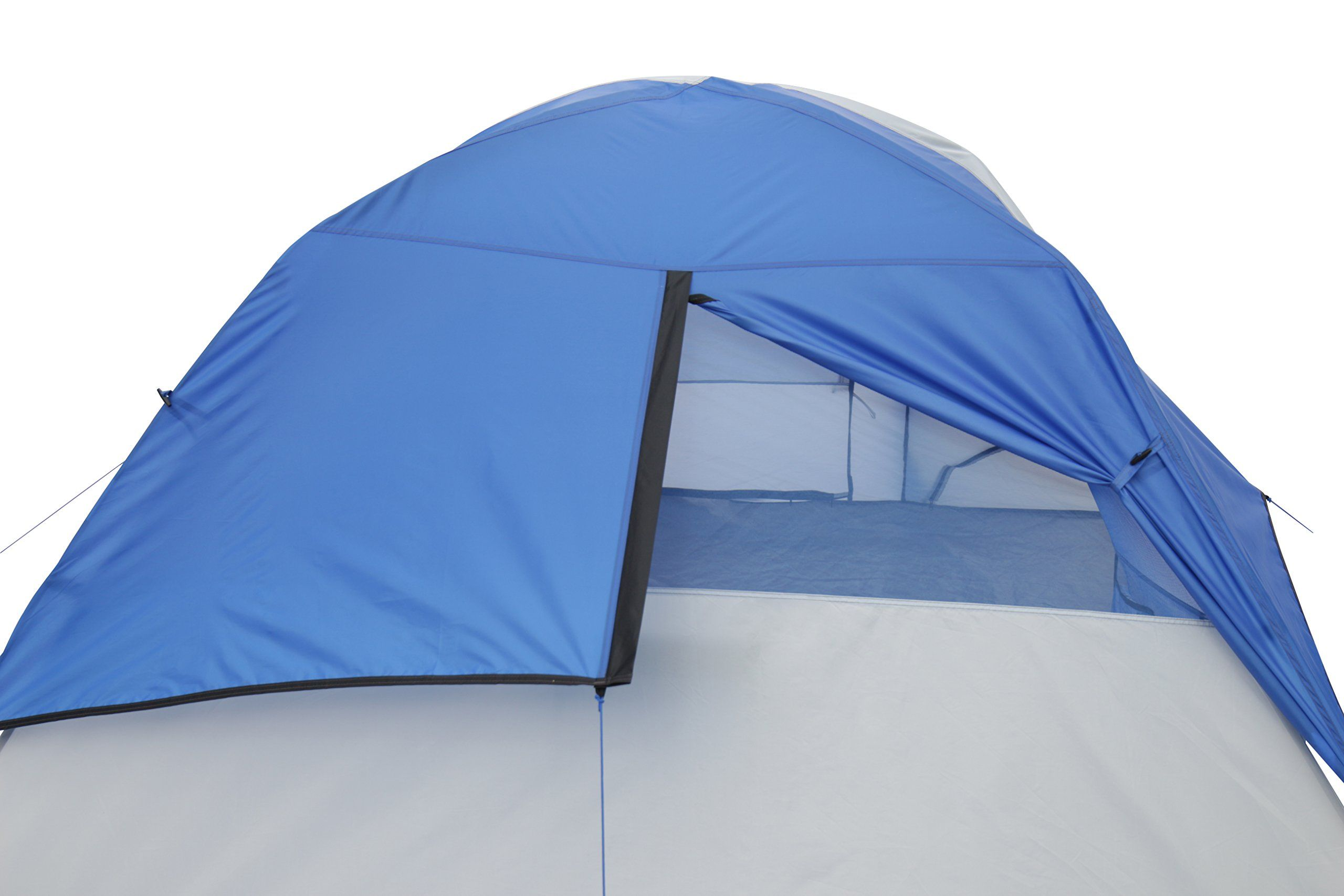 Ozark Trail 4 Person Dome Tent With Power Pocket for