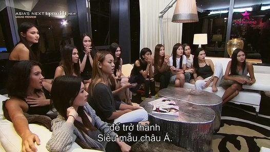Asias Next Top Model S04e01 Season 4 Episode 1 Full Episode Asiasnexttopmodel Topmodel