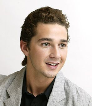 Shia Labeouf Curly Hair Styles Curly Hair Men Mens Hairstyles