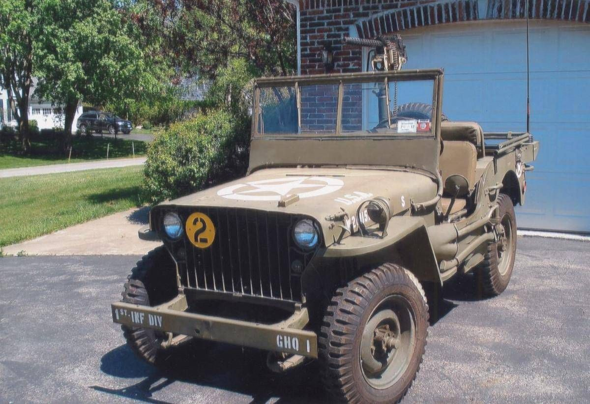 1941 Willys Jeep For Sale 1953193 Hemmings Motor News Willys Jeep Willys Jeep