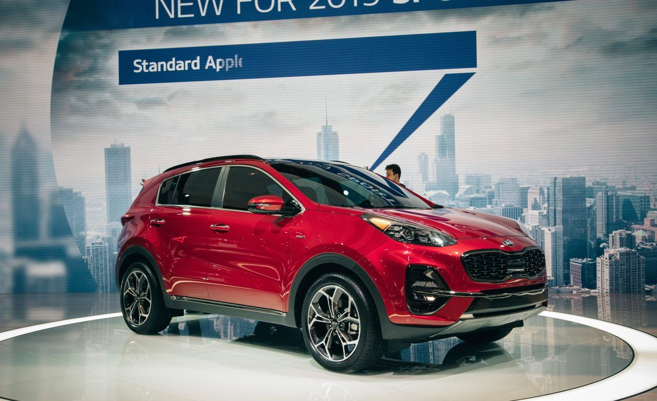 The New 2020 Kia Sportage Including The Considerable Drink In The Compact Crossover Suv Champion Apart From Its Appealing Rates The Sportage Uses Remarkably E