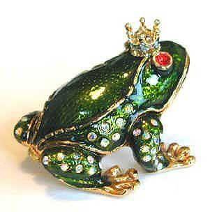 Frog Prince Jewel Box My Frog Prince Pinterest Frogs Jewel