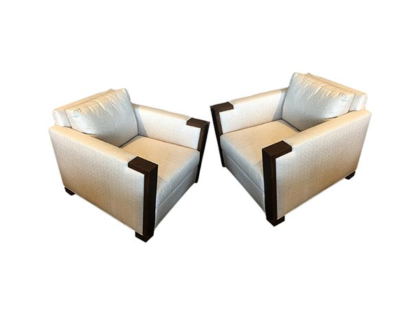 Showcasing Clean And Sleek Design, This Pair Of
