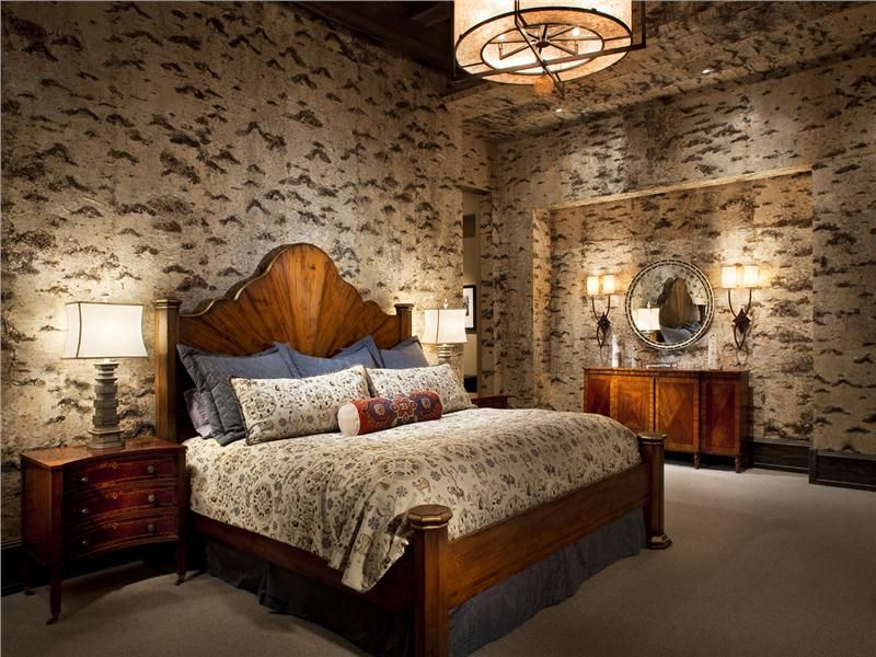 Stately Countryrustic Bedroomjerry Locati  Береста Alluring Rustic Country Bedroom Decorating Ideas Inspiration Design