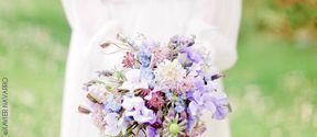 DiY: Une couronnes de fleurs fraiches