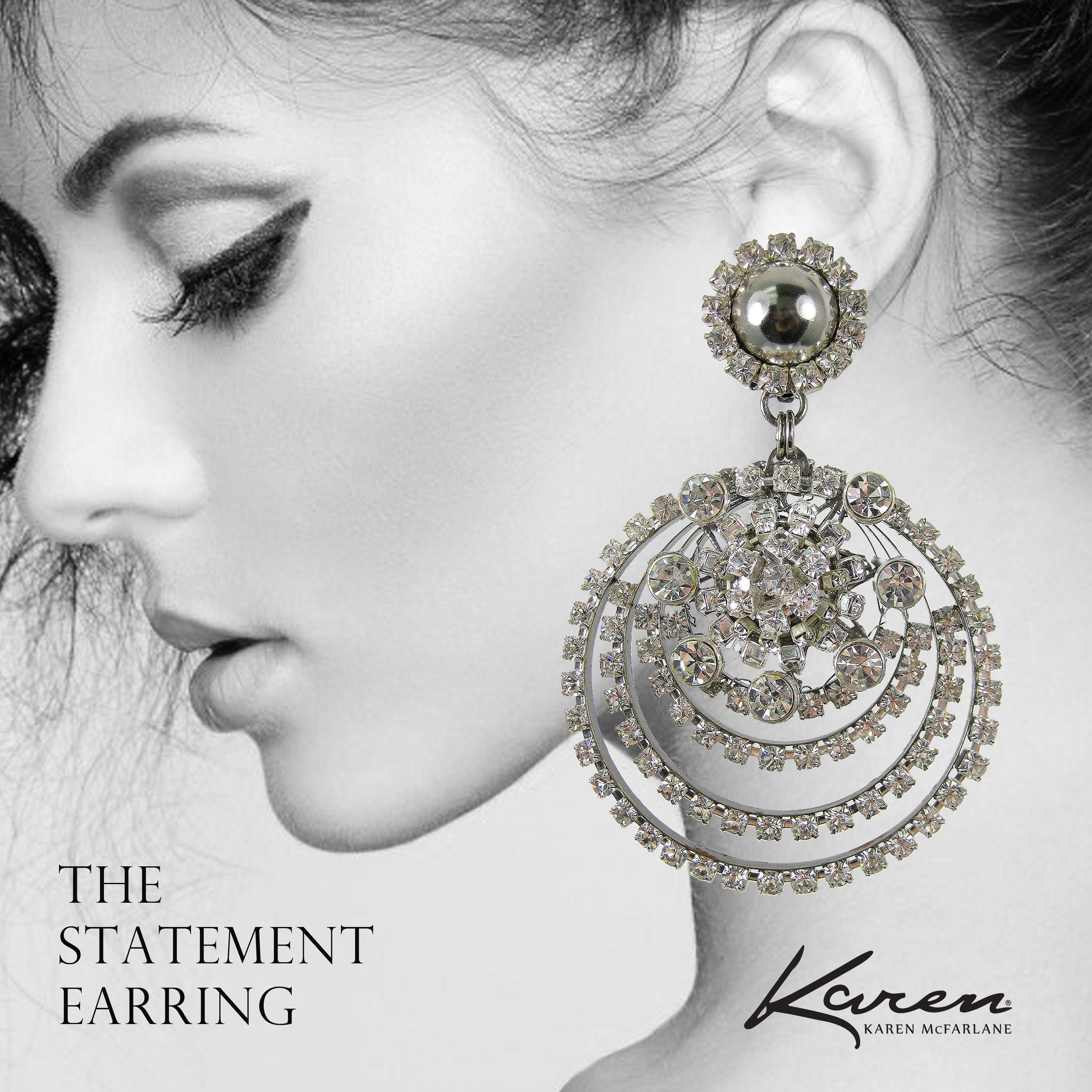 43++ Statement wedding earrings silver ideas in 2021