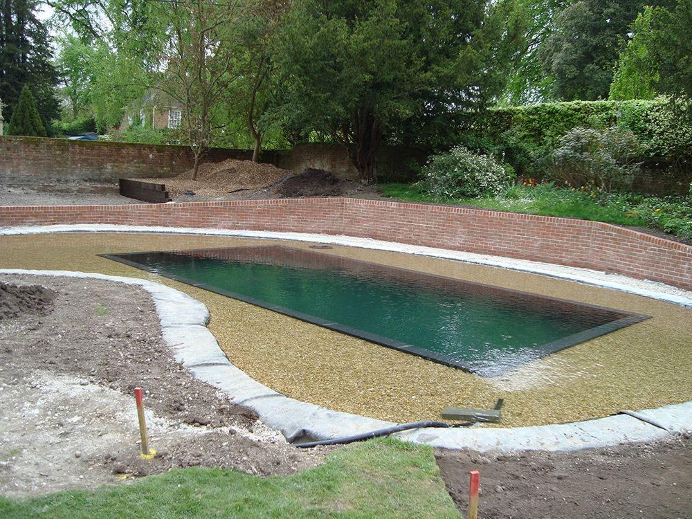 Natural swimming pools warwickshire swimming pond design for Eco landscape design
