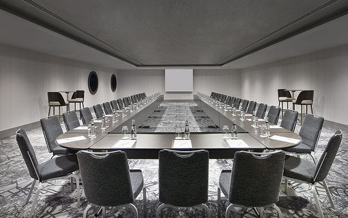 Le Meridien Istanbul Etiler Atelier 01 In 2020 Office Interior