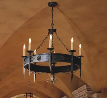 American Made Lighting The Ultimate Source List Wagon Wheel Chandelier Iron Chandeliers Wrought Iron Chandeliers