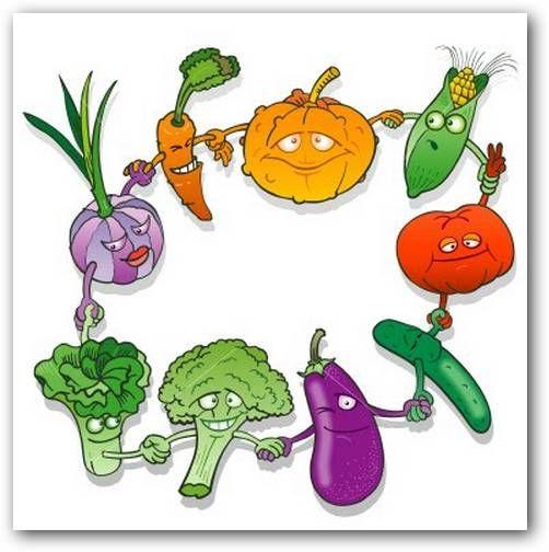 Dibujos De Caricaturas De Verduras Kindergarden Mario Characters Kids