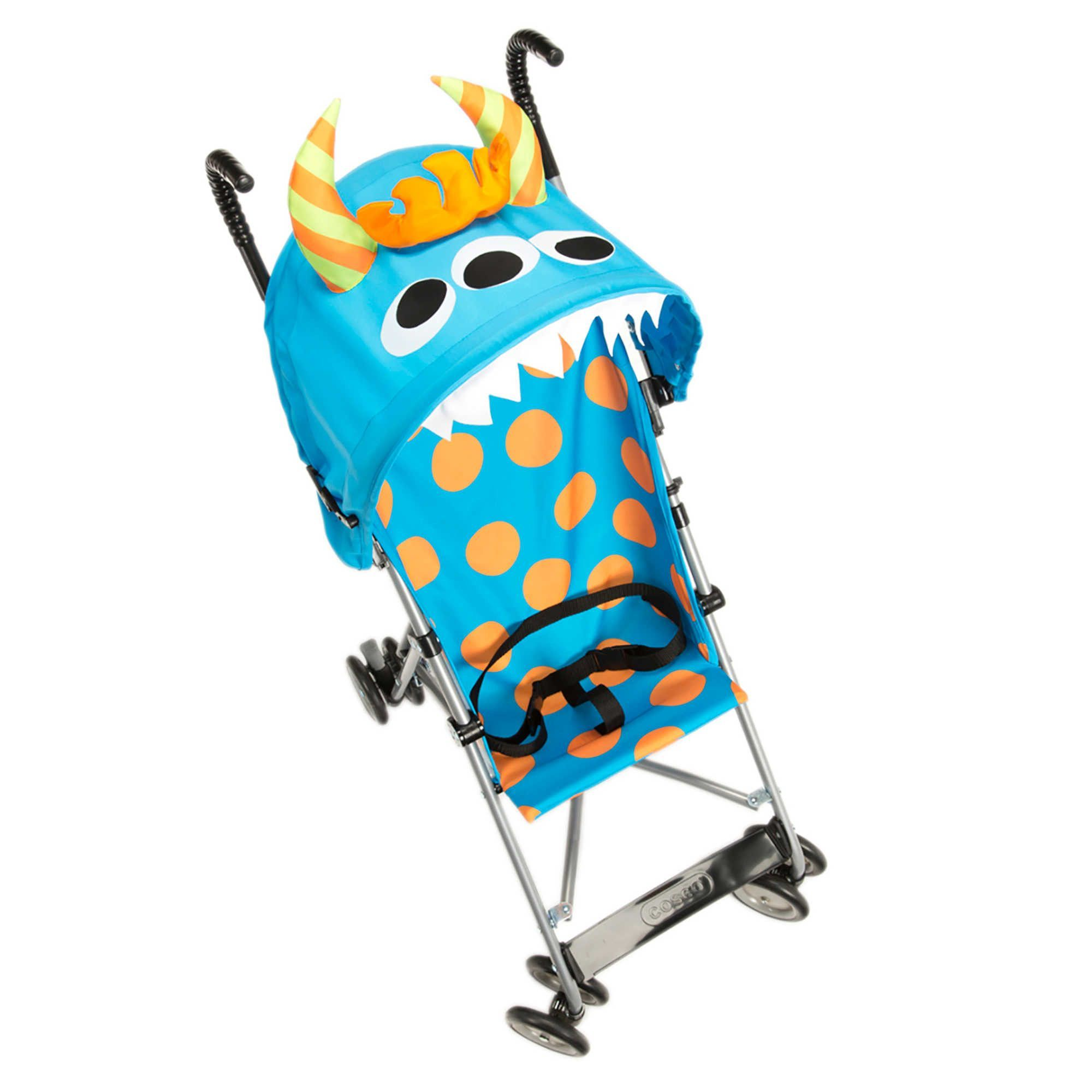 The adorable Character Umbrella Stroller from Cosco is not
