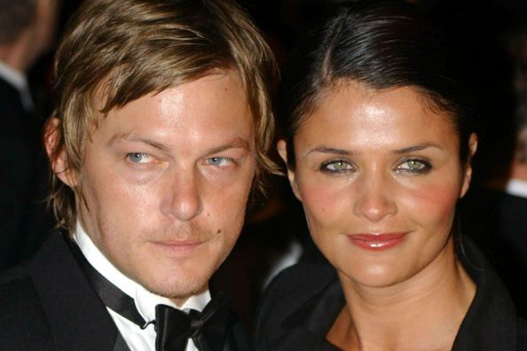 Helena Christensen And Norman Reedus The Last Great Supermodels