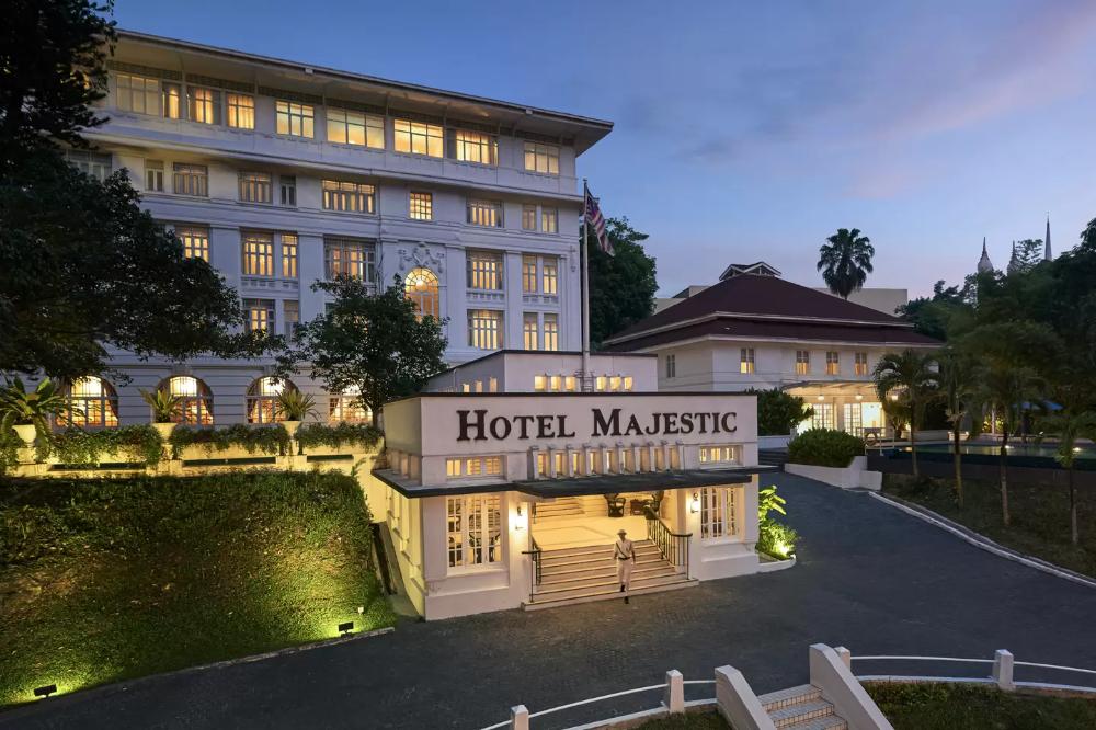 Win A 12 000 Holiday To Malaysia Hotel Kuala Lumpur Travel Competitions Majestic Hotel