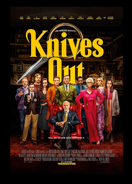 Knives Out (2019) {English With Subtitles} Bluray 480p | 720p | 1080p