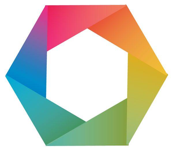 hexagon pattern vector | Hexagon pattern, Hexagon design ...