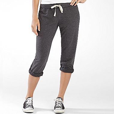 Arizona Cropped Active Pants - jcpenney