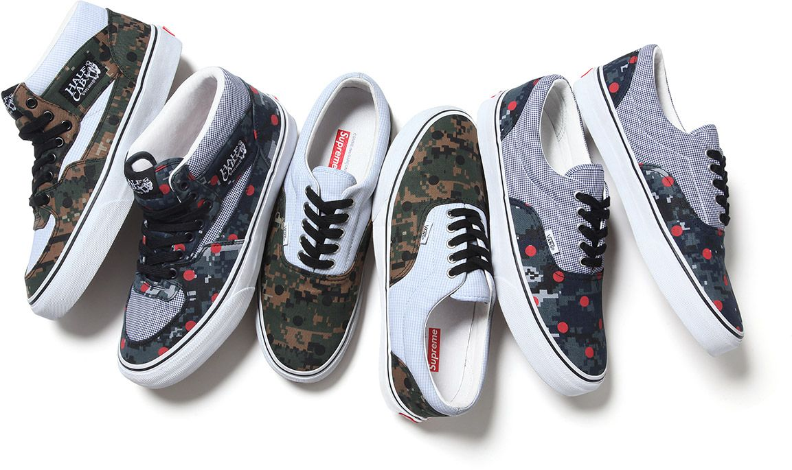 301fbae457907 Supreme CDG x Vans Patiently waiting for these | Style | Vans ...