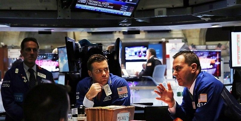 NYSE shutdown: Advisers calm jittery clients