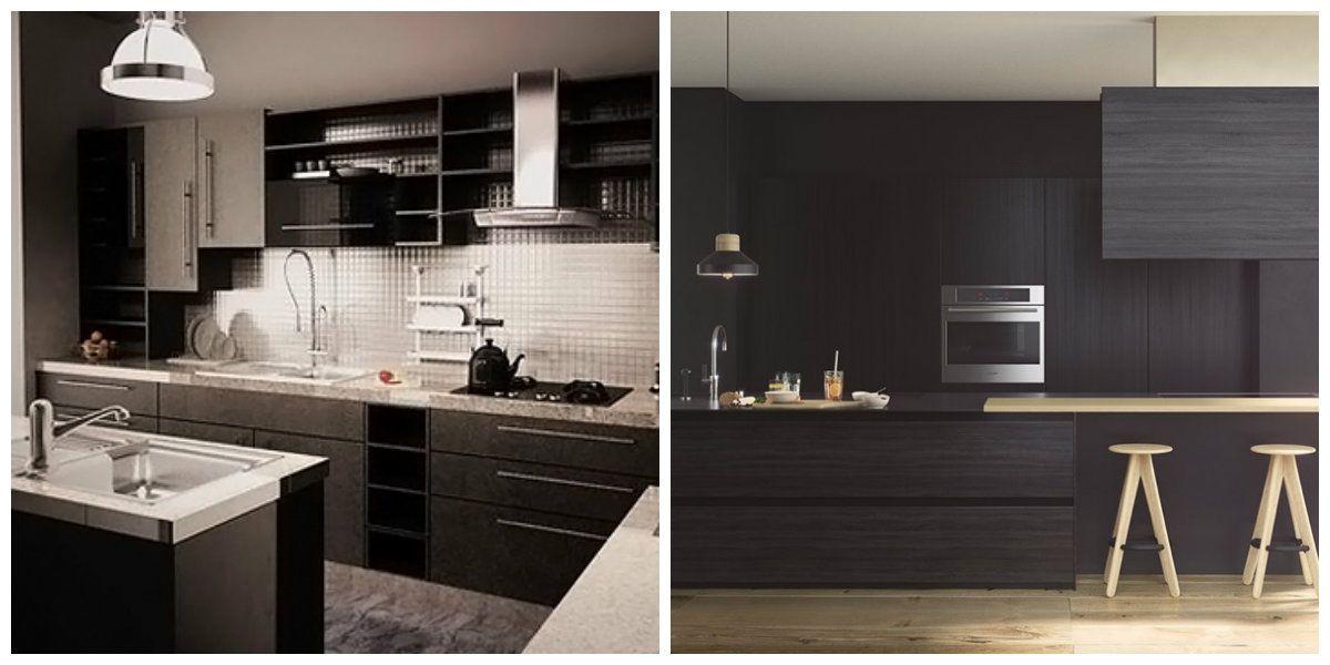 Cocinas 2020 Diseno E Interior De La Cocina De Moda 2020 45 Foto