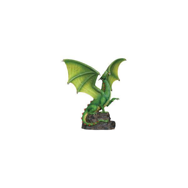 Brinsop Dragon Statue