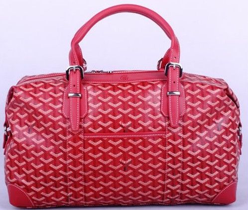 Amazing Goyard Travelling Bags 8758 Red Cheap  2ddf708f65a75