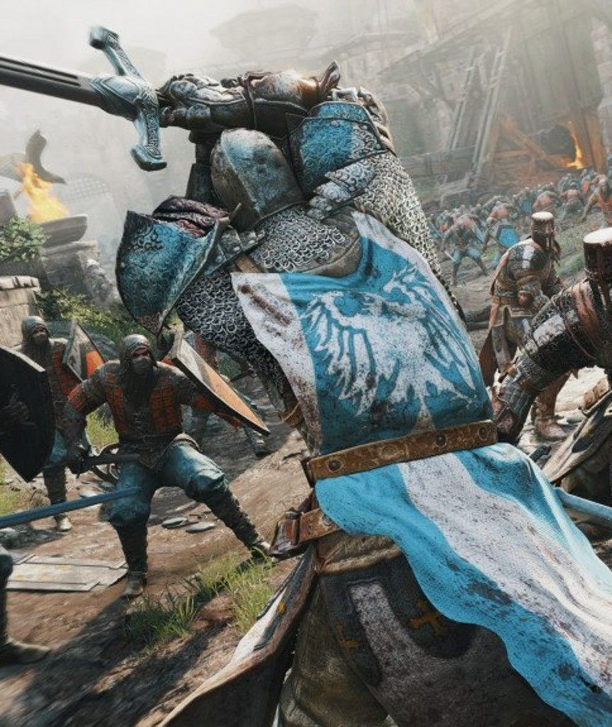"OnlineActionspiel ""For Honor"" Spannende Ritterschlachten"