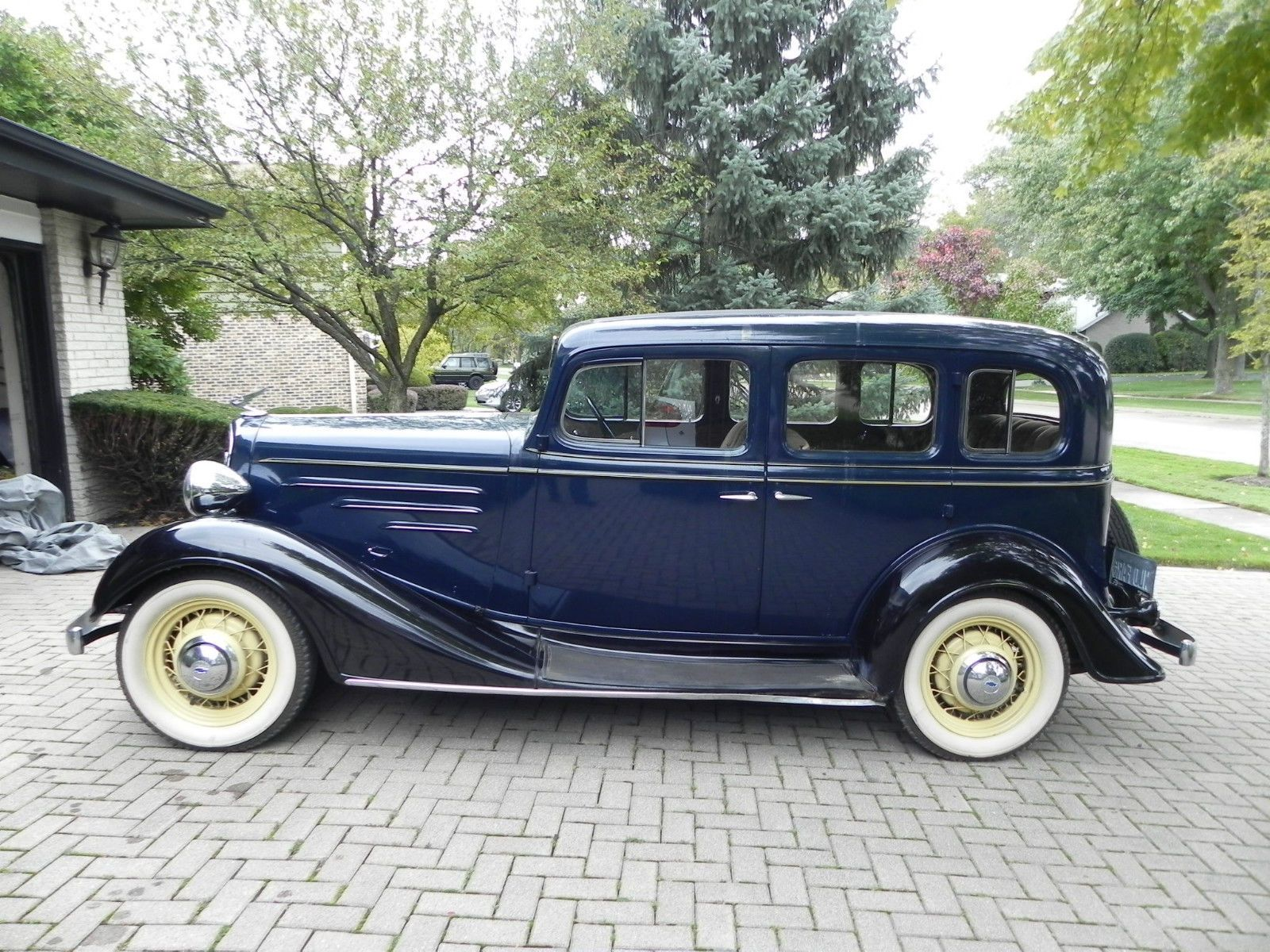 1934 Chevrolet Classic Cars For Sale | All Collector Cars | 1934 ...