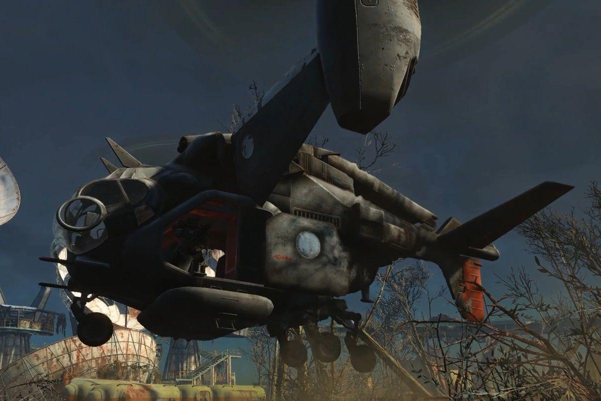 fallout 4 vertibird - Google Search | Fallout-tec | Aircraft