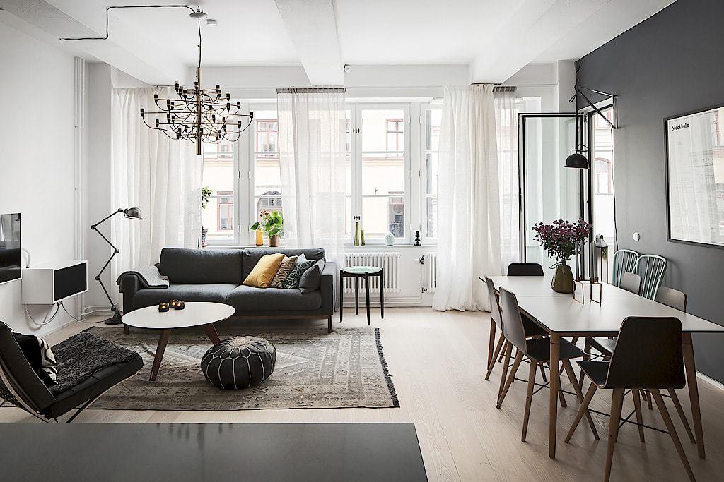 Camilla Tange Home : Balcon bohème dans appartement design planete deco a homes world