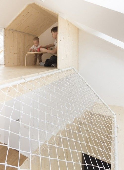 Espacios infantiles arquitecturas para jugar for Cuanto cuesta reformar un piso de 100m2