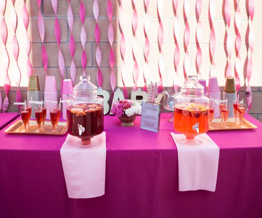 Juicy Couture Baby Shower Miriam Corona Events Baby Pinterest