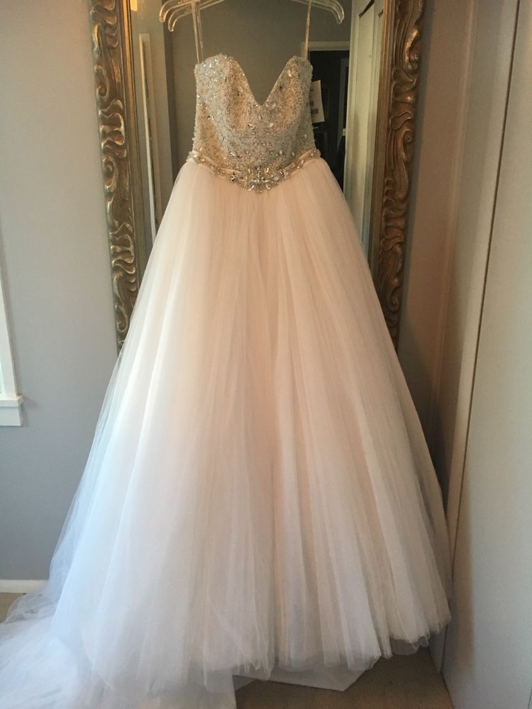 Brand New Maggie Sottero Ball Gown Size 12 Fashion Clothing Shoes Accessories Weddingformaloccasion Weddingdresses Eb Dresses Ball Gowns Wedding Dresses