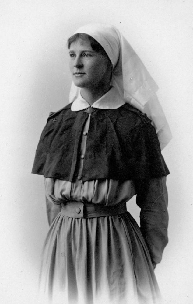 Australian Army Nursing Service (AANS) 1914 - 15 outdoor