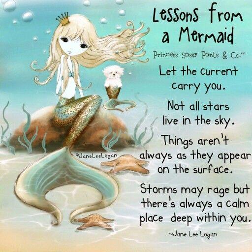 Mermaidssuch A Wonderful Magical Fairy Tale Girl QuotesCute