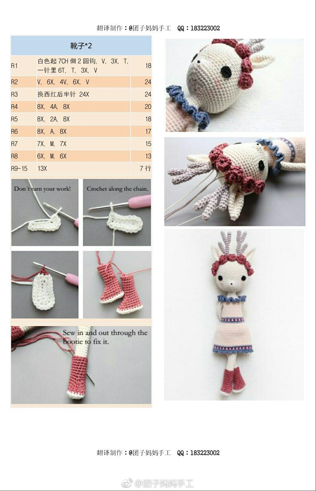 Pin de Miss. Paully Pot en Crochets | Pinterest | Patrones ...