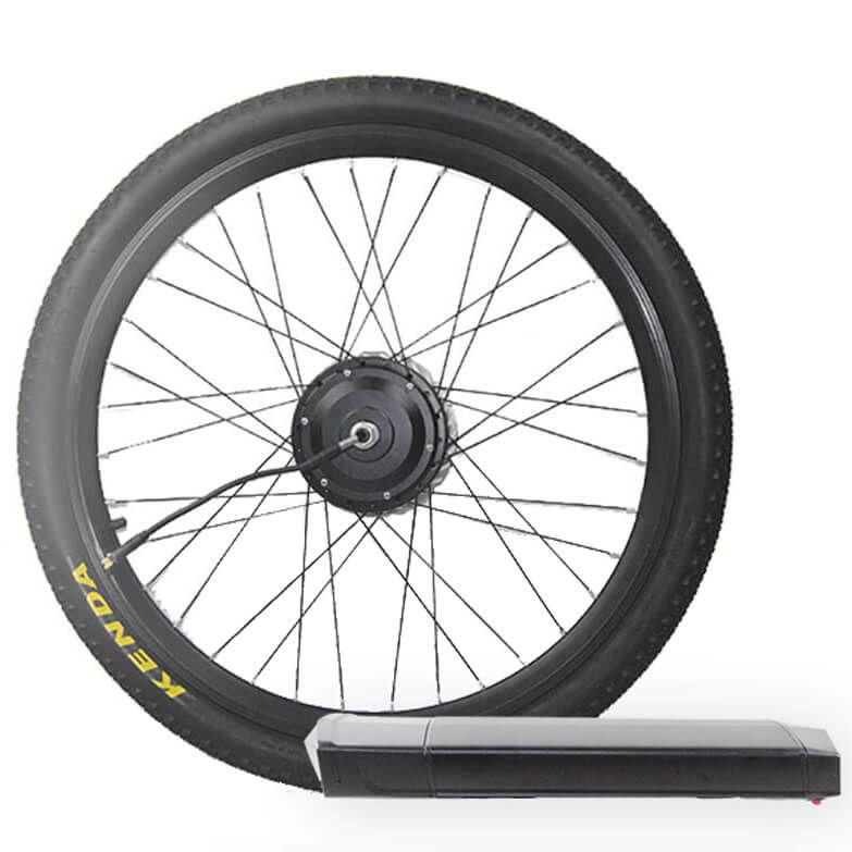 Eekit R Electric Bike Conversion Kit Front Wheel With Rear Battery