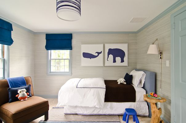 Blue Boys Rooms